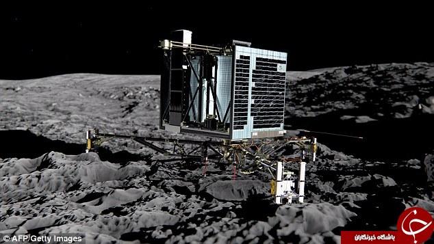 خداحافظی غمانگیز کاوشگر فضایی با زمین+ تصاویر