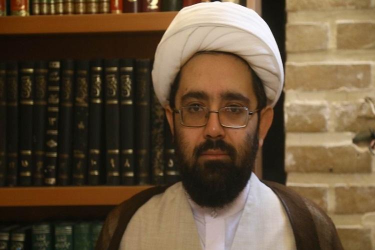 محمدحسین ملک زاده مدرس سطح عالی حوزه