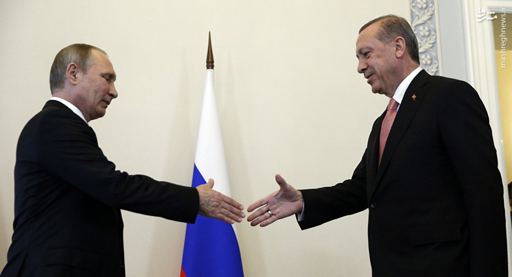 در جلسه پوتین و اردوغان چه گذشت/ تناقضات یک اتحاد مصلحتی در مسکو/ آیا اردوغان از ایده حذف اسد کوتاه میآید/ متنی که پوتین روی میز اردوغان گذاشت