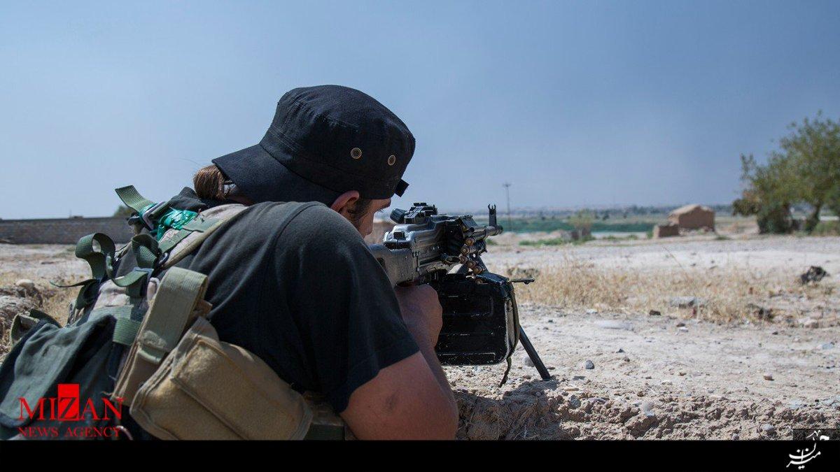 داعش در غرب پایگاه نظامی مخمور اعلام موجودیت کرد