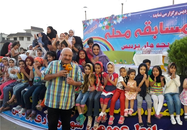 Image result for مسابقه بادکنک ها در پارک شهر