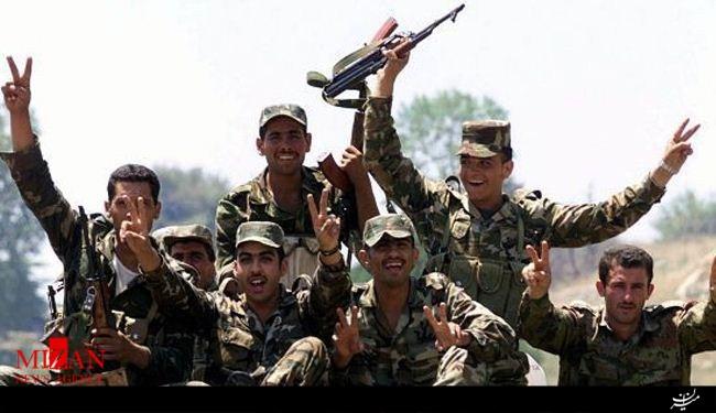 تسلط ارتش سوریه بر بخشهایی از منطقه راهبردی الراموسه