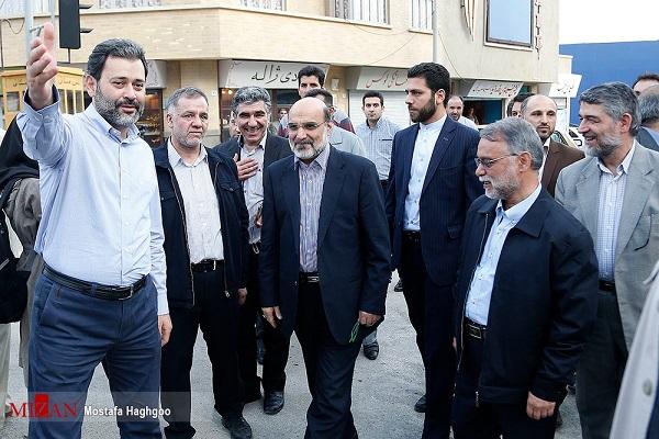از کنسرت ارکستر سمفونیک تهران تا بازدید رئیس صدا و سیما از پشت صحنه