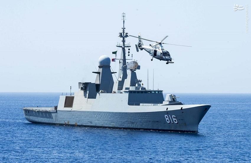 کارناوالهای نظامی عربستان در خلیج فارس دنبال چه هستند