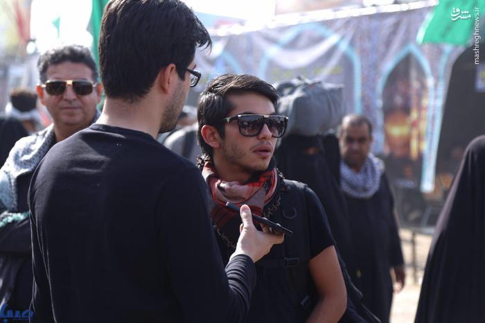 میرلوحی: فرماندهان عراقی با بازیگر ایرانی عکس یادگاری میگرفتند
