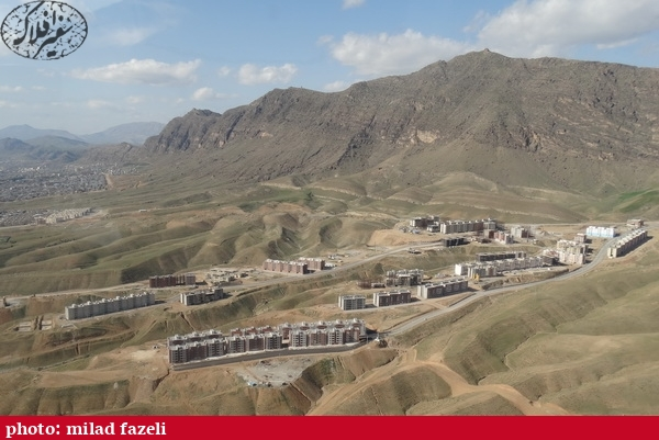 مسکن مهر خرم آباد