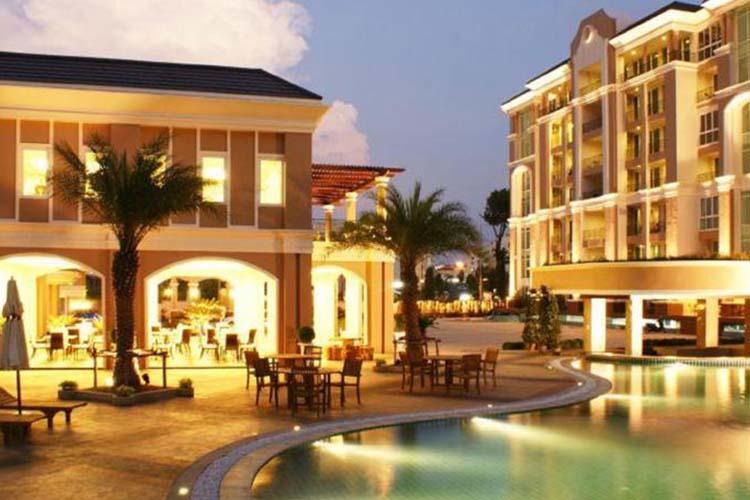 هتلهای ارزان پاتایا