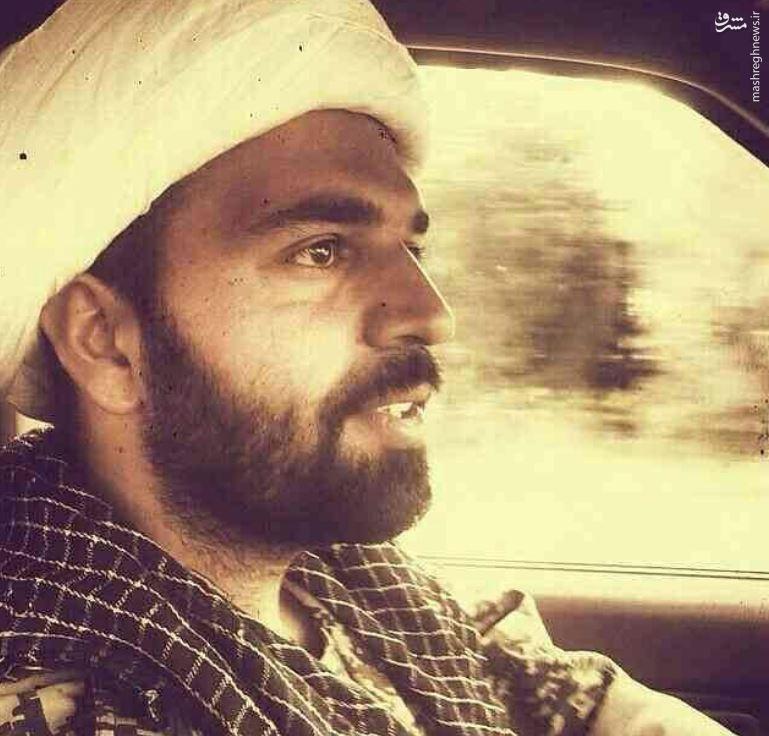 برای شهید مدافع حرم «محمد مالامیر»