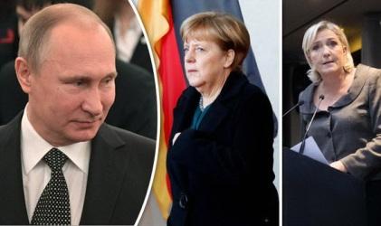 روزنامه اکسپرس: اروپا به دلیل نگرانی از مداخله