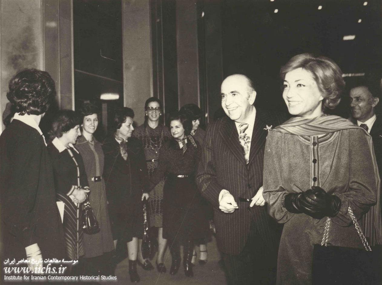 کدام عضو خاندان پهلوی به دنبال دبیرکلی سازمان ملل بود؟