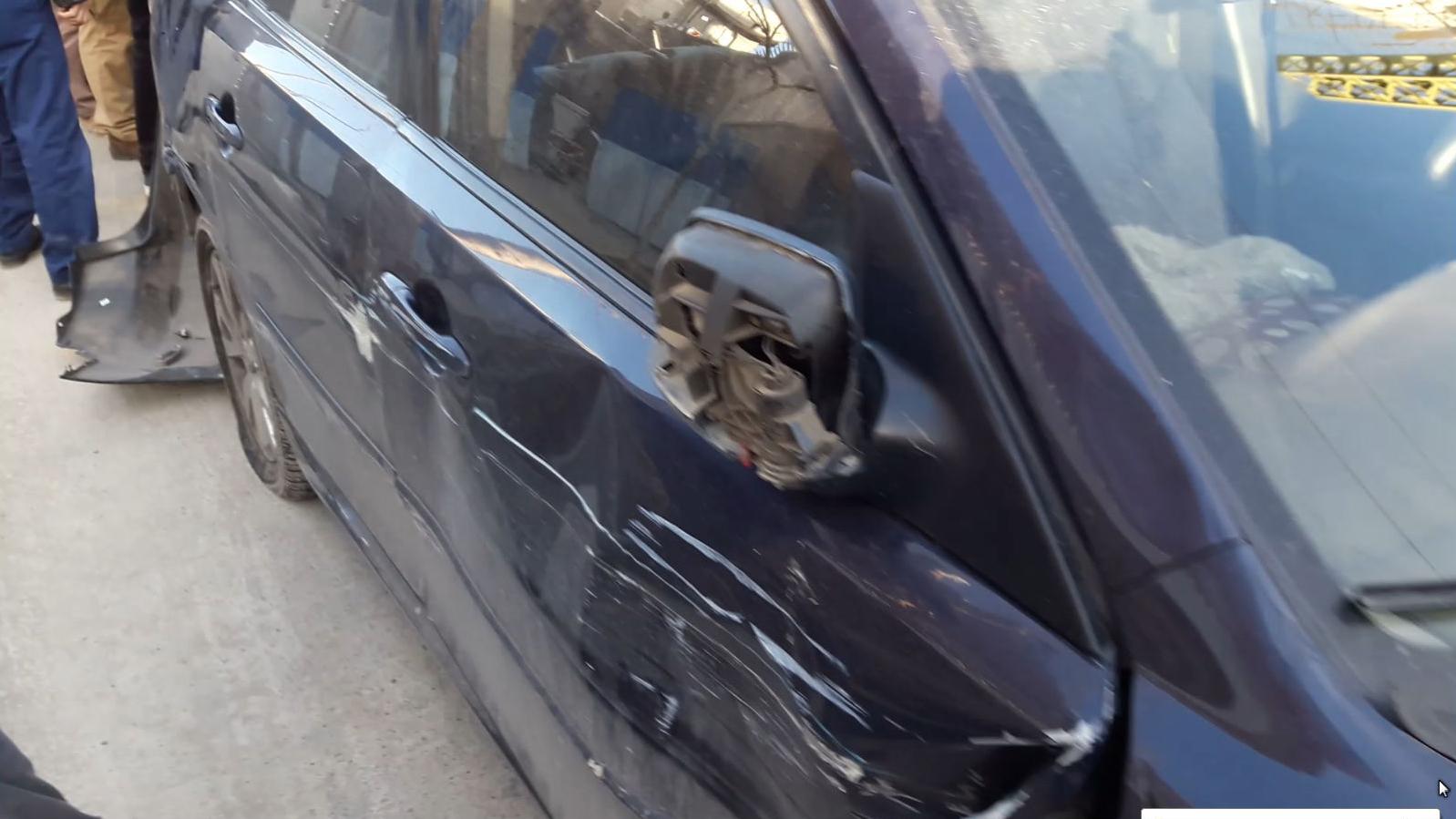 تعقیب و گریز هالیوودی پلیس با دزد خودرو مزدا 3 در جنوب تهران+ تصاویر