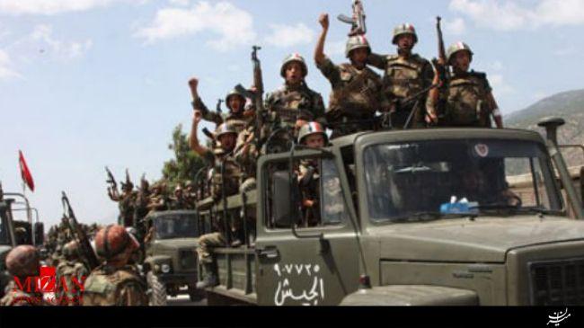 هلاکت 50 تروریست داعش در شهر تدمر