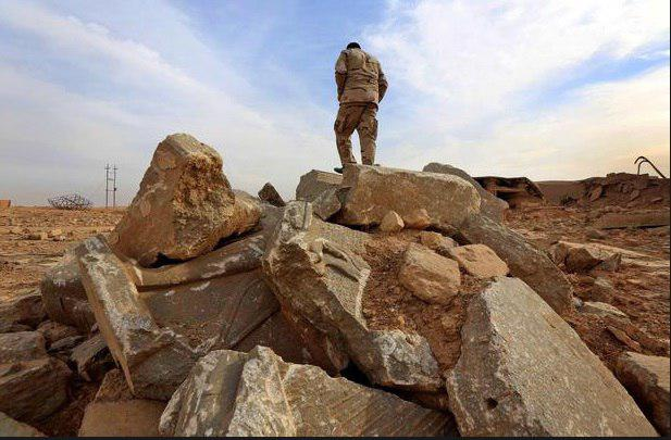 ضربه وحشیانه داعش به شهری 3 هزار ساله+تصاویر