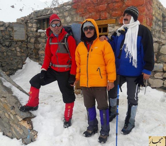 عکس،تصویر،سعید گودرزی،کوهنوردالیگودرزی