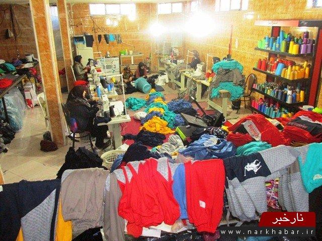 هادی احمدی تولید پوشاک تریکو ساوه
