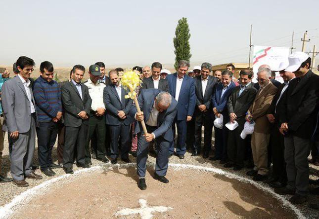 نیروگاه سیکل ترکیبی کوثر شاه کلید توسعه ی صنعتی جنوب استان اردبیل