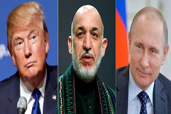 ترامپ و پوتین برای مبارزه با تروریسم در