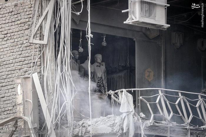 پرونده فاجعه پلاسکو
