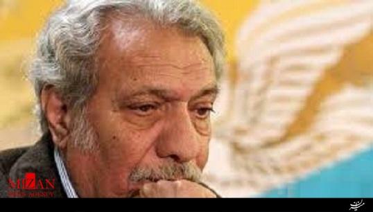 کاظم افرندنیا بازیگر سریال معمای شاه درگذشت + فیلم