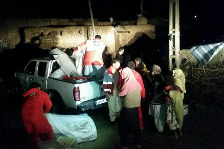 امدادرسانی به سیلزدگان سیستان وبلوچستان + عکس