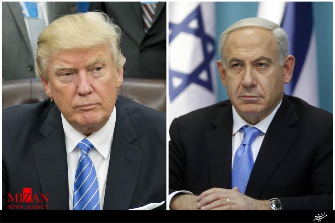 گفتگوهای ترامپ و نتانیاهو