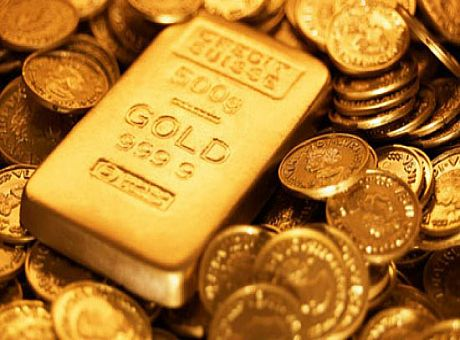 طلا به ۱۲۰۱ دلار رسید