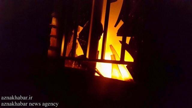 انشعاب غیر مجاز گاز کار دست خانواده ای در روستای احمدآباد داد