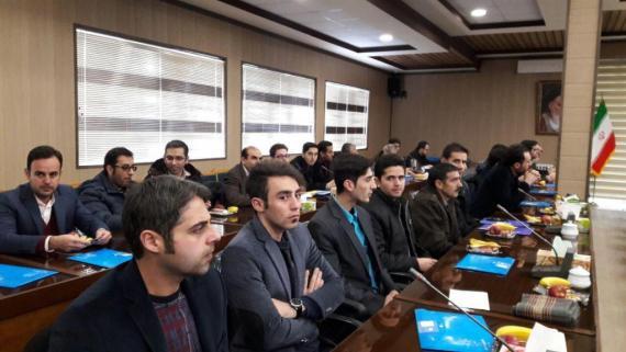 جشنواره 10 در 10 در دانشگاه محقق اردبیلی