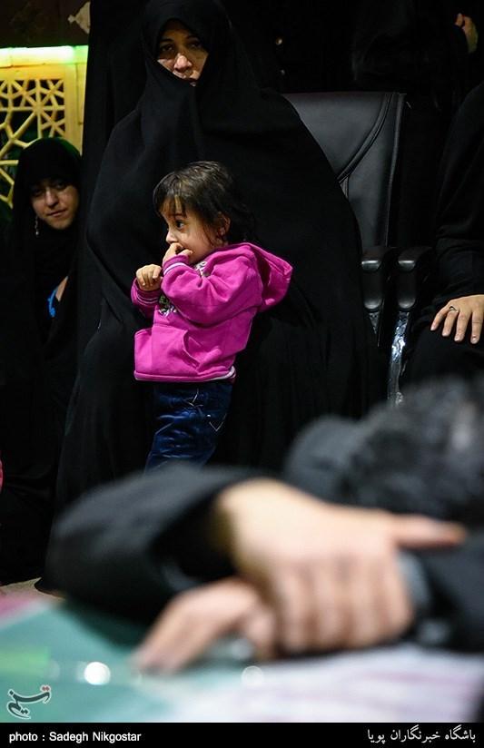 راضی نبودم حتی یک اسیر داعشی به خاطر پیکر همسرم آزاد شود