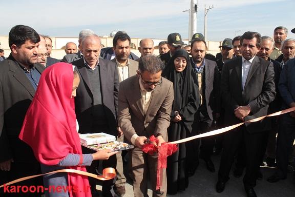 264 واحد مسکن مهر در شهر جدید شیرین شهر افتتاح شد +تصاویر