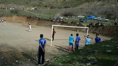 Image result for ورزش در روستا