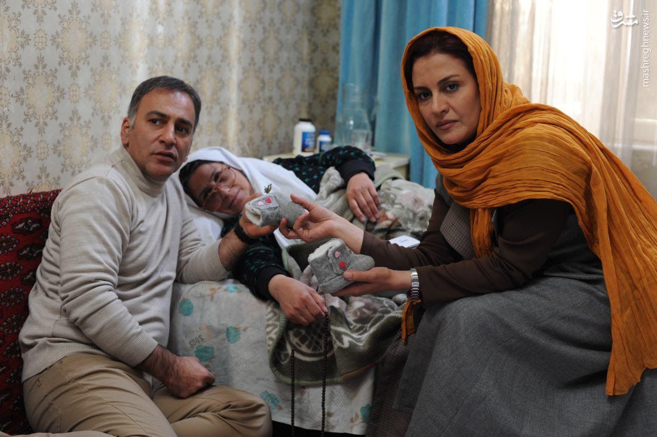گیتا مادر گریان سینمای ایران است!/مریلا مادر گریان سینمای ایران نمان./درامی برای گریه تماشاگر