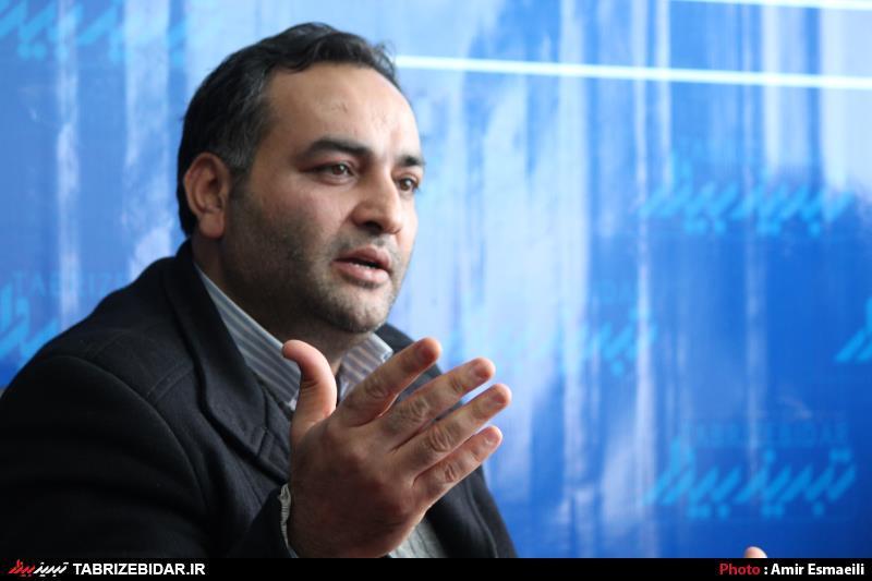 سعید مهریار کارشناس ارشد مرمت بناها و بافتهای تاریخی+تبریز2018