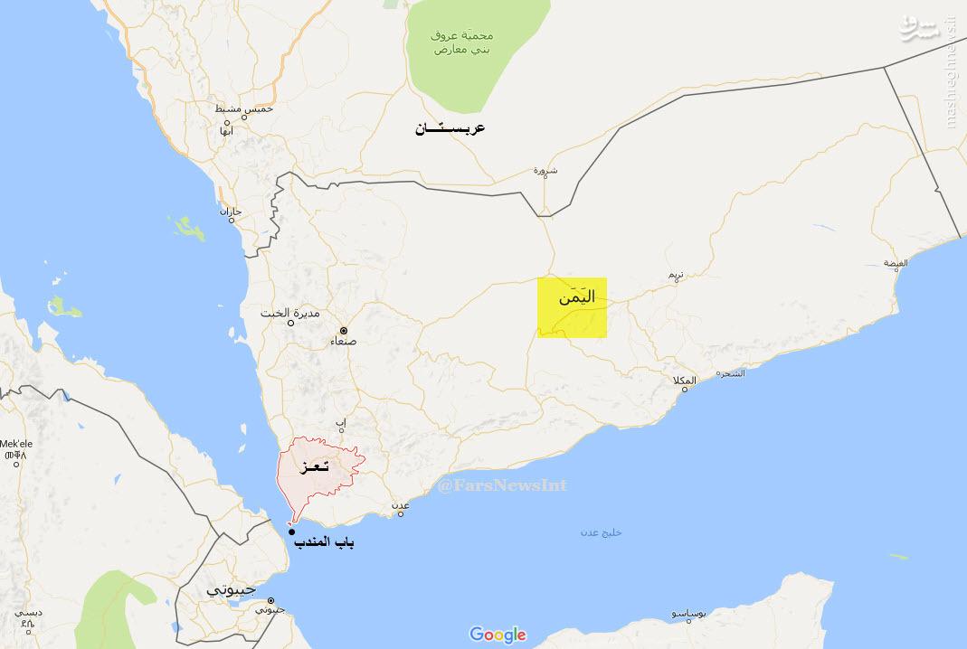 طرح «منطقه امن» ترامپ برای یمن/ فشار صهوینیستها به مصر و چین برای دخالت در یمن/ خط و نشان انصارالله از داخل ناو اماراتیها تا ریاض/+ فیلم و عکس و نقشه