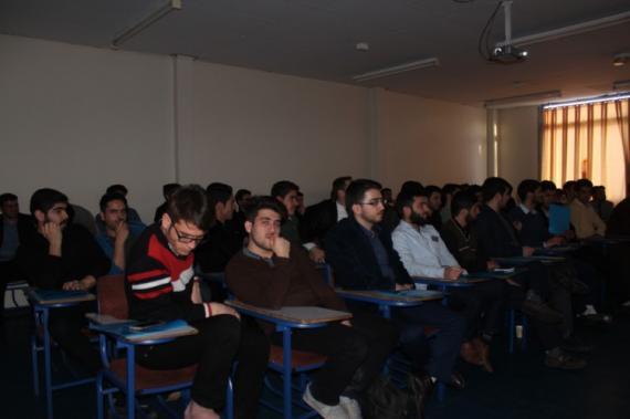 کارگاه آموزشی سواد فضای مجازی در اردبیل