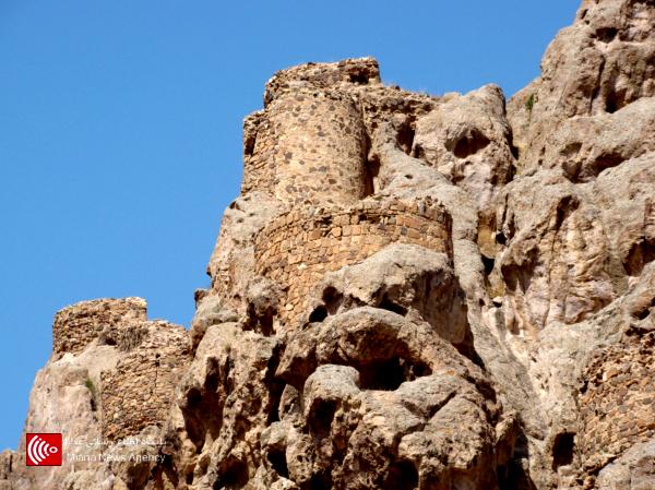 قلعه دختر میانه، یکی از مناطق معروف توریستی در ایران+تصاویر