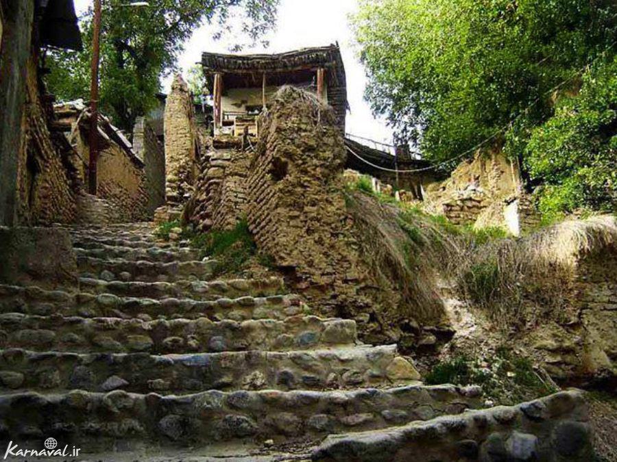 روستای کریک یاسوج