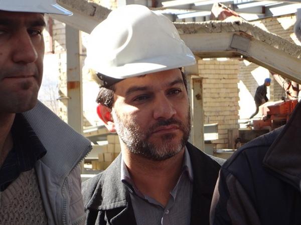پروژه عمرانی شهر یاسوج