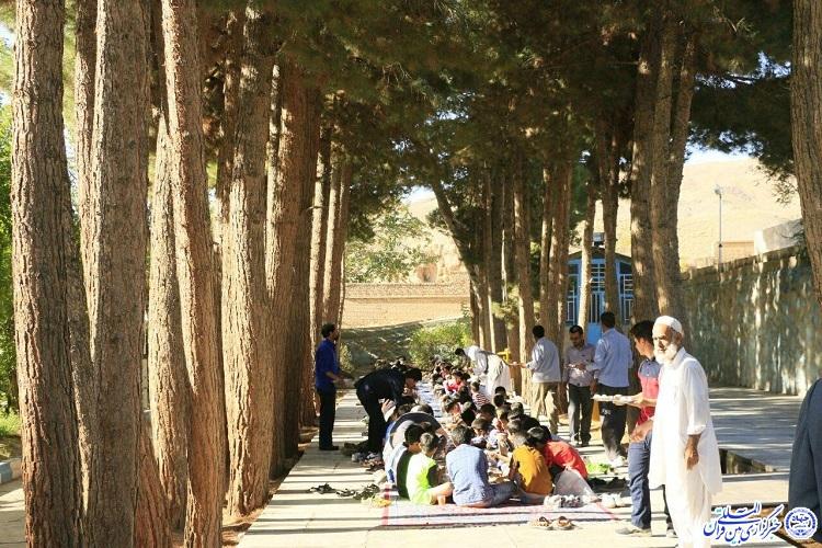 اردوی تفریحی ـ تربیتی قرآن آموزان مسجد النبی (ص) بیرجند