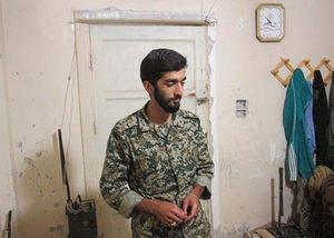 فیلم/ مستندی که ثریا از شهید حججی ساخت