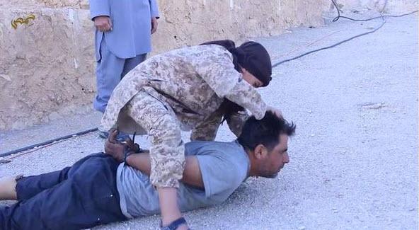کودک داعش