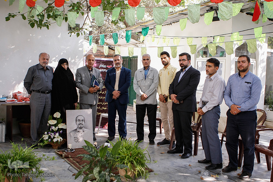 تلاش شهید آقابابا شیرازی در ترویج فرهنگ مهدوی/ برگزاری جشن تولد در شب هفت شهادت