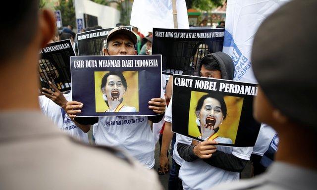 ظهور داعشی دیگر در میانمار