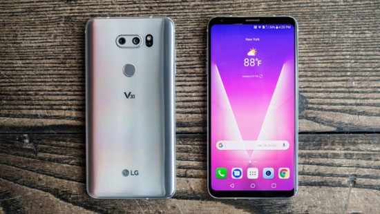 ال جی V30 یا گلکسی Note 8؛ کدام بهتر است؟