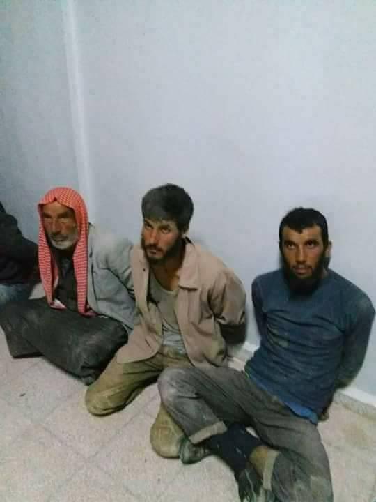 دستگیری ۲۵ تروریست داعشی در اثریا