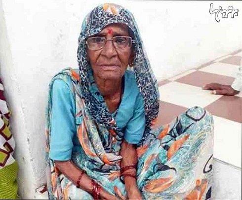 زن هندی که ۶۰ سال است غذا نخورده + تصاویر