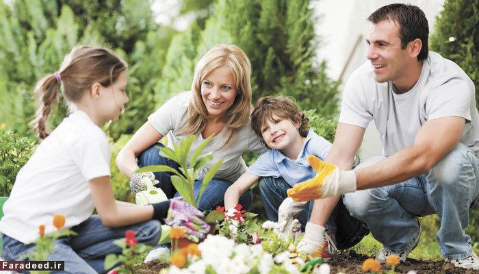 عادتهای خوب یک خانواده موفق