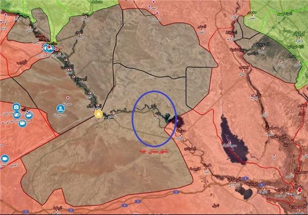 نیروهای عراقی شهرستان «عَنَه» را به طور کامل آزاد کردند