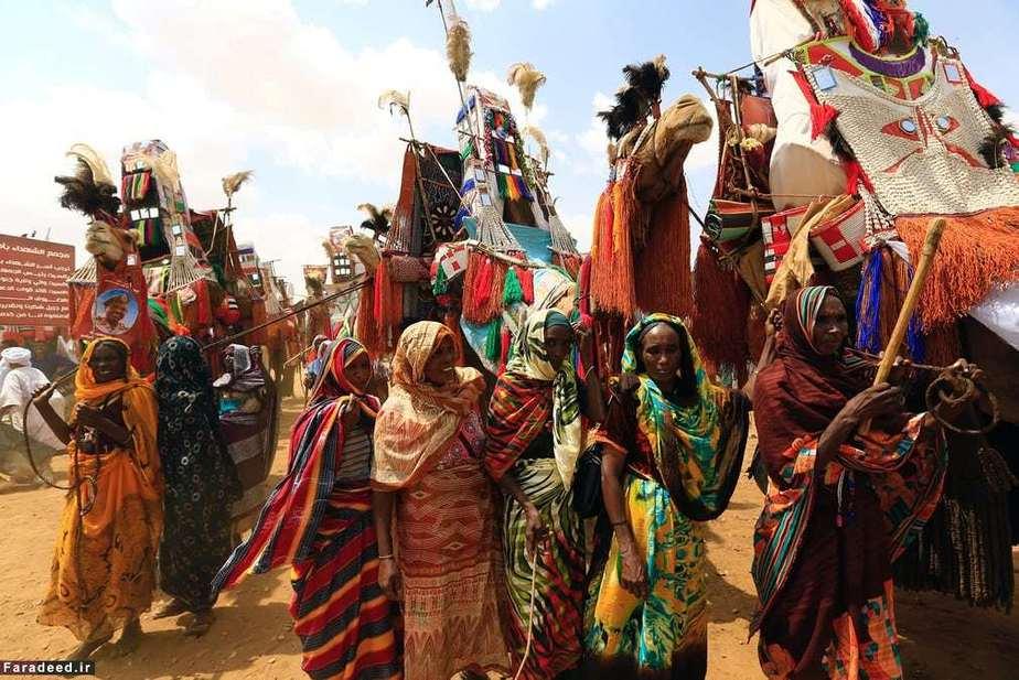 انتظار برای ورود رئیس جمهور سودان