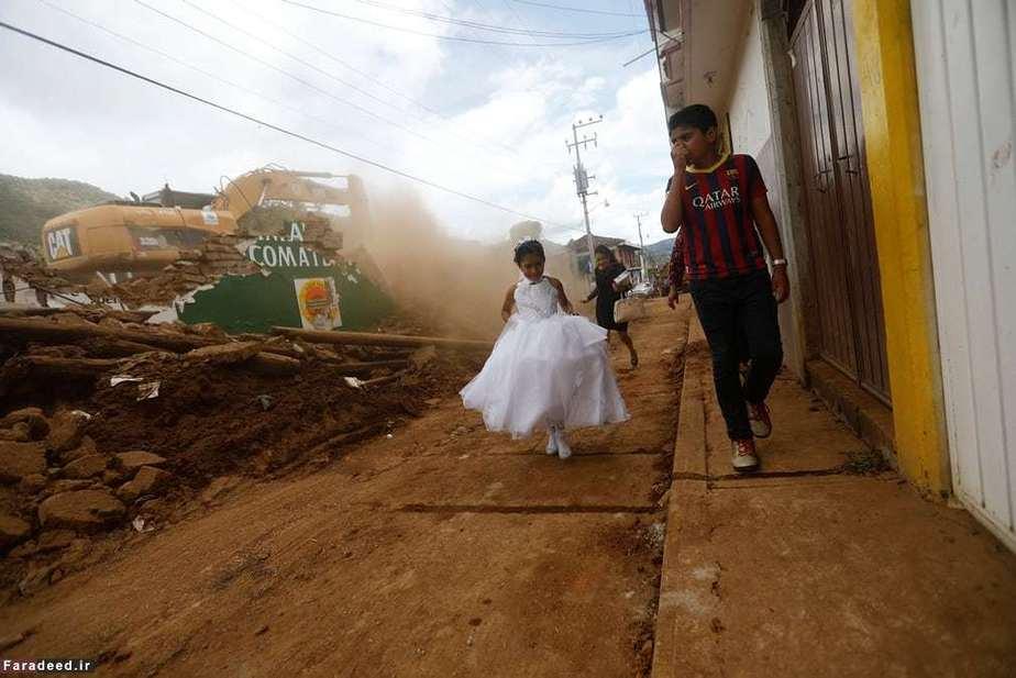 مکزیکوسیتی پس از زلزله